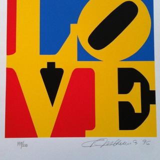 Book of Love, #3 (red, Yellow, Blue, Black) art for sale