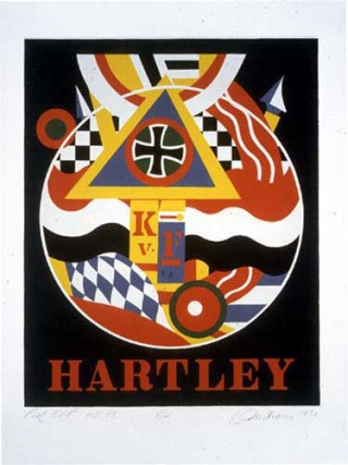 Für K.v.F., by <a href='/site-admin/artists/artist/901'>Robert Indiana</a>
