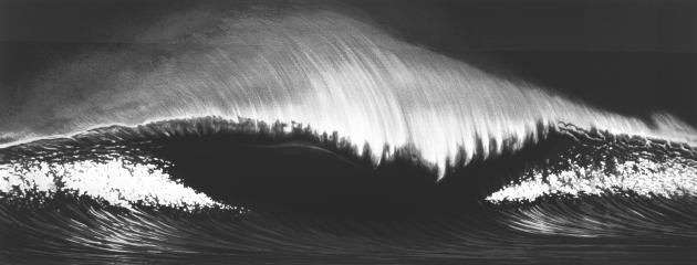Wave, by <a href='/site-admin/artists/artist/189'>Robert Longo</a>