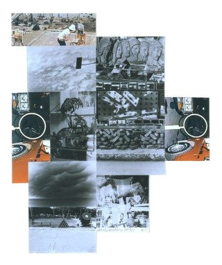 Untitled, by <a href='/site-admin/artists/artist/533'>Robert Rauschenberg</a>