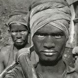Sebastio Salgado, Coal Mining, Dhanbad, Bihar, India, 1989