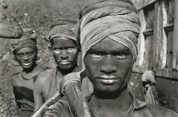 Sebastio Salgado Coal Mining, Dhanbad, Bihar, India, 1989 art for sale