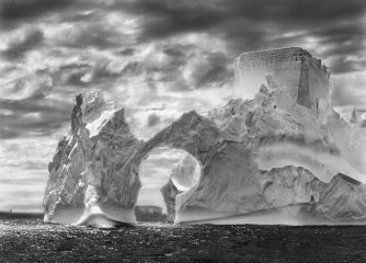 Fortress of Solitude, from the series Genesis, by Sebastião Salgado