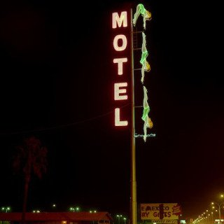 Starlight Motel, Mesa, Arizona art for sale