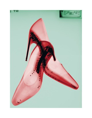 Roger Vivier Red, by Steve Miller