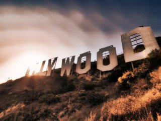 Behind the Hollywood Sign 104, by &lt;a href=&#39;/site-admin/artists/artist/1178&#39;&gt;Ted VanCleave&lt;/a&gt;