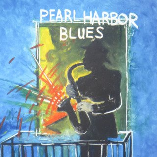 Pearl Harbor Blues art for sale