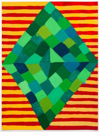 Todd Chilton Green Diamond art for sale