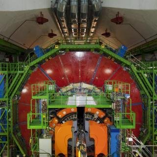 Todd Eberle, C.M.S. (Compact Muon Solenoid) Detector Large Hadron Collider Experiment, CERN