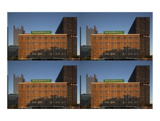 Todd Eberle Untitled (Pittsburgh Post-Gazette Building, Pittsburgh) art for sale