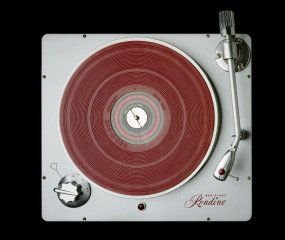 "Rek-O-Kut ""Rondine"" Turntable (circa 1958), San Francisco, California, by <a href='/site-admin/artists/artist/277'>Todd Eberle</a>"