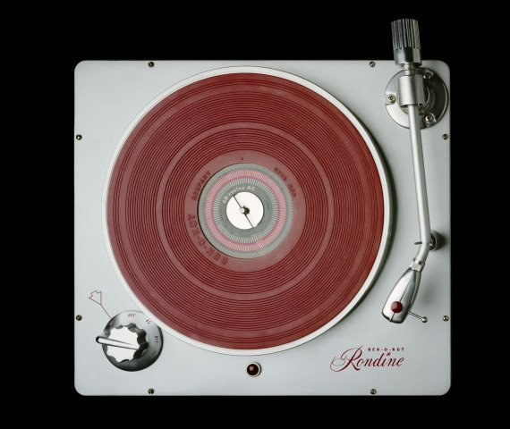 Todd Eberle, Rek-O-Kut &quot;Rondine&quot; Turntable (circa 1958), San Francisco, California