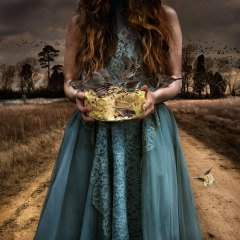 Tom Chambers Saccharine Perch art for sale