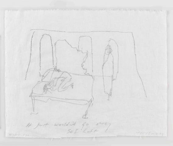 Tracey Emin, It wouldn't Go