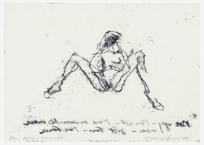 Tracey Emin, More Ugly-More Self