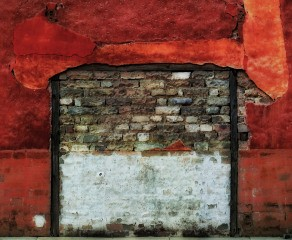 Wall-7, Forbidden City, Beijing, by <a href='/site-admin/artists/artist/546'>Wen Fang</a>
