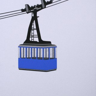 William Steiger, Aerial Tram Blue