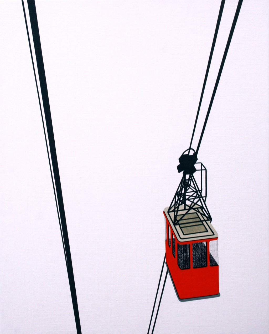 William Steiger, Aerial Tram Red
