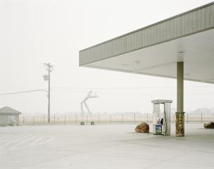 Gas Station, by Youngsuk Suh